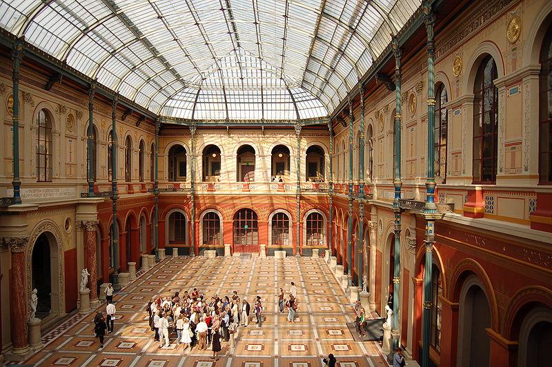 Ecole nationale des Beaux Arts