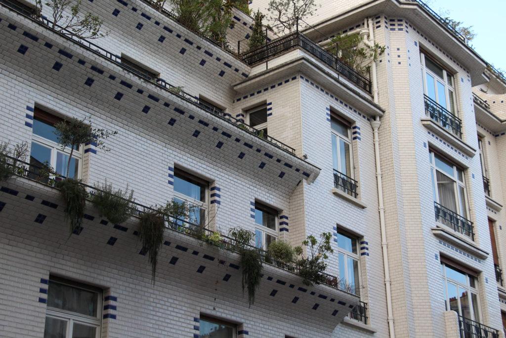 Rue Vavin, Henri Sauvage