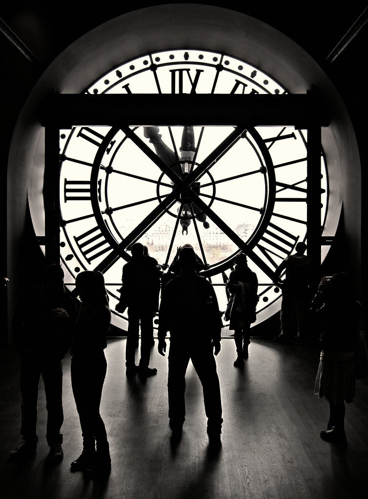 Horloge Musée Orsay