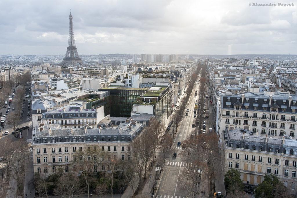 Immeubles Paris