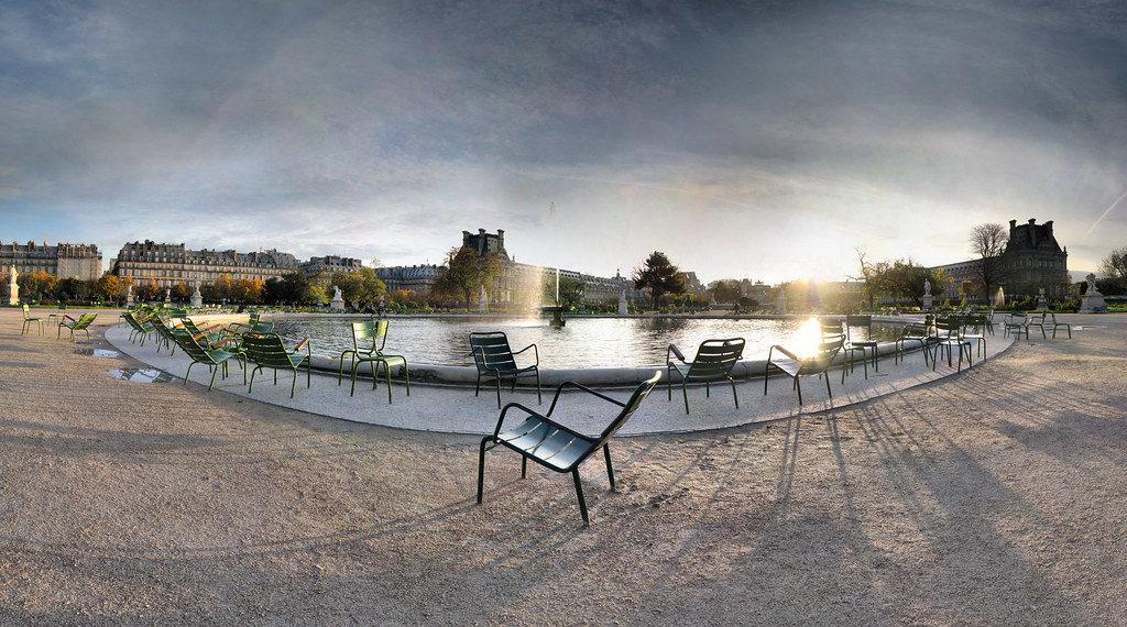 Jardins du 1er arrondissement