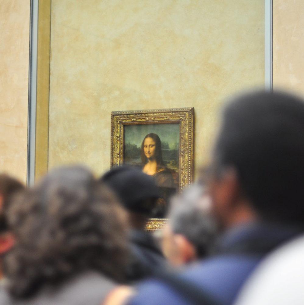 Joconde Louvre