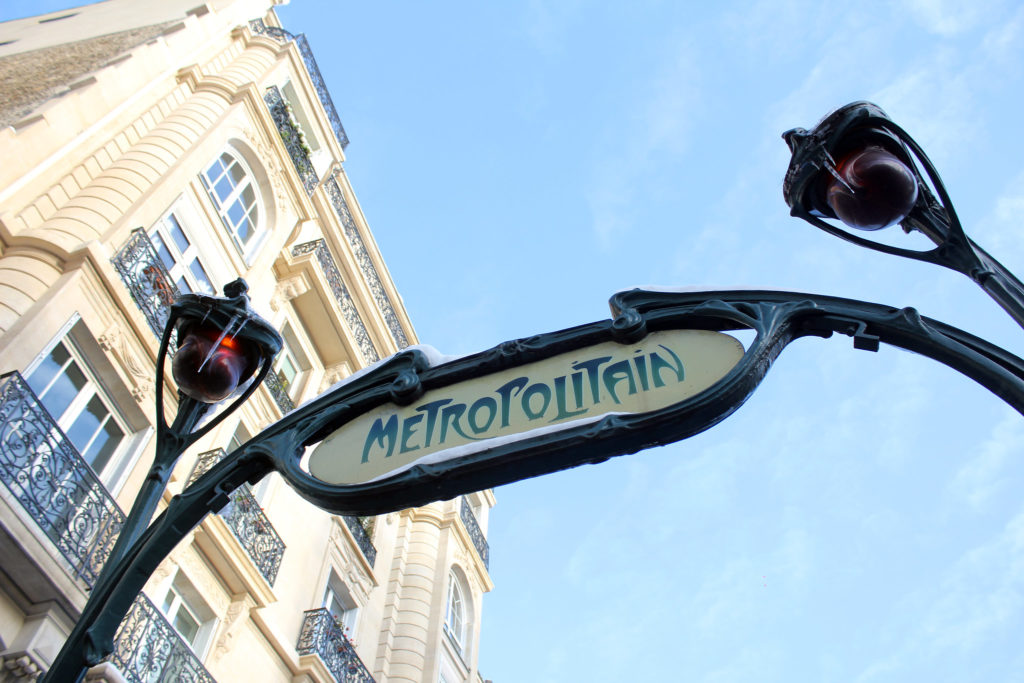 Métropolitain Paris