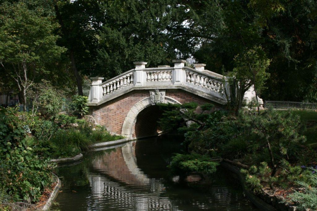 Parc Monceau Pont