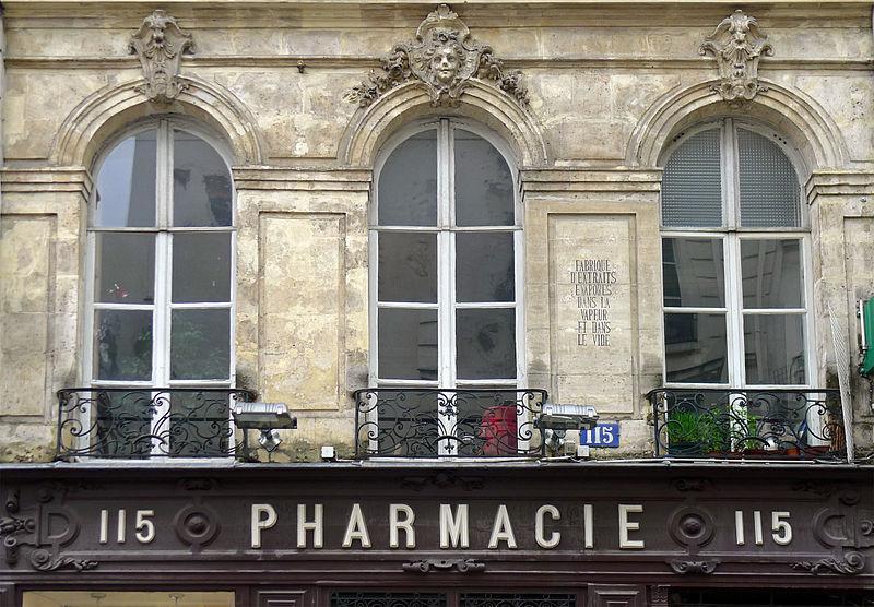 Pharmacie La plus vieille