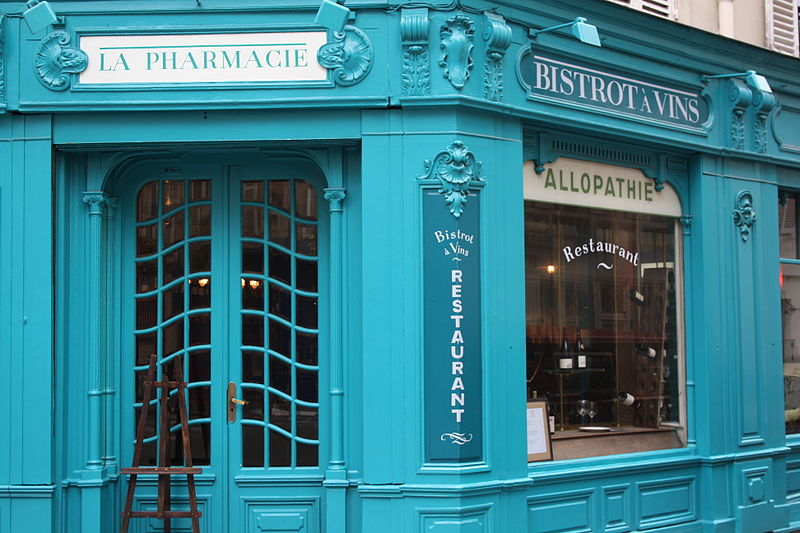 Restaurant la Pharmacie