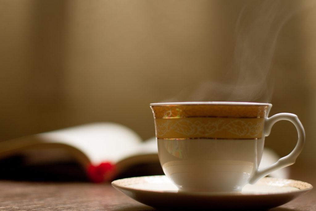 Tasse Café Livre
