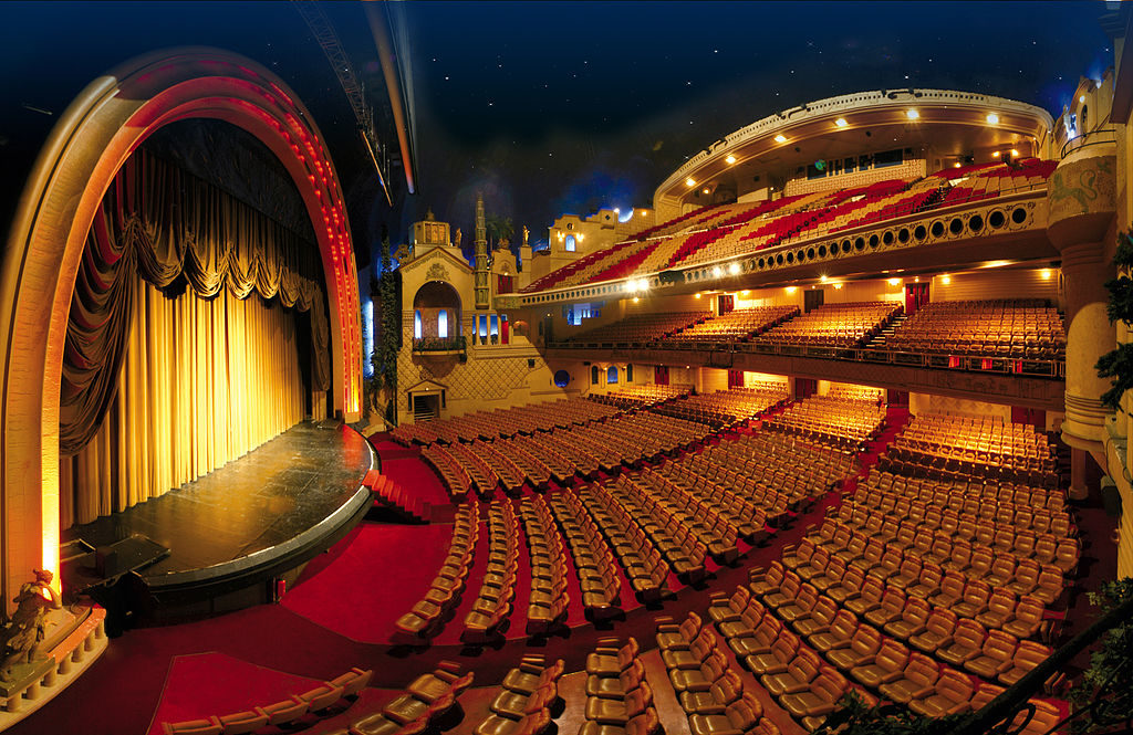 Coulisses Grand Rex
