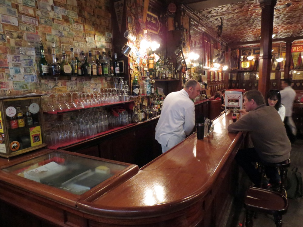 Harry's New York Bar Intérieur